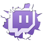 Twitch link icon